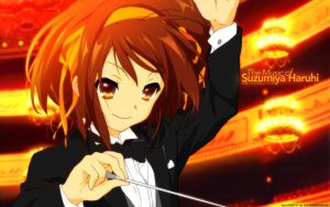 The Music of Suzumiya Haruhi by KaduchiZ