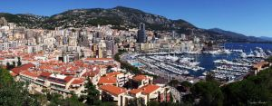 Monaco by digitalminded