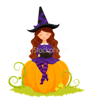 Girl Hallowen Png by JhoannaEditions