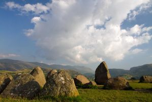 Castlerigg Standing by parallel-pam