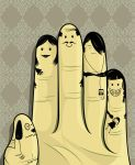 The finger family by Lish0ffs