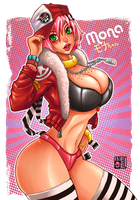 MONA by peterete