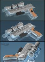 Desert Eagle by malmida
