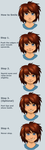 How to Smile by lemur-llama