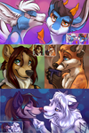 Icons batch ONE! by 1skylight1