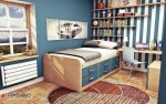 Teenage room - Project 1 by Pixel-ified