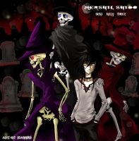 mershil with seki kely and tonz by reccah