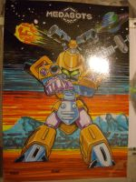 Metabee by ArtzyBoy13