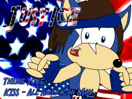 Justice's Theme Song by AshleyWolf259