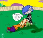 Quiet moment with Edd n Marie by TheEdMinistrator765