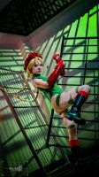 I'll let you have it! ~ Cammy White by kyashii4