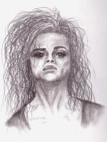 Bellatrix LeStrange by LeahRosslyn