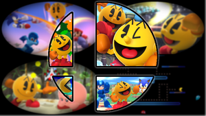 Ready to Smash: Pac-Man by Kirby-Kid