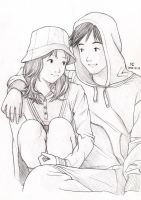 Cute Couple by cocon