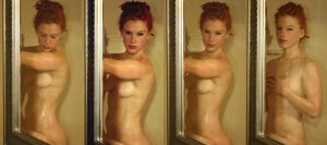 Kaylee Caught in the Shower by williamwalsh