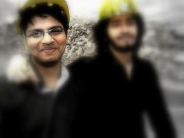 My engineer friendz.... by jamalaftab