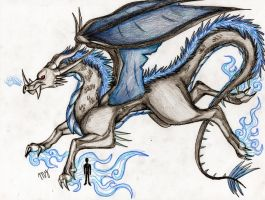 kugion my dragon by Suenta-DeathGod