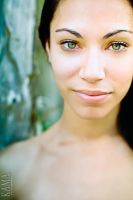 Valerie W Up Close by Kama-Photography