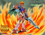Quintax - The Warlord by DR-Studios