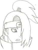 deidara by itachirapist