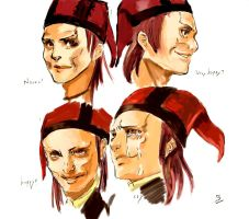 Cicero Face by Sachiyo-i