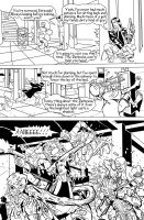 Unofficial Submission Inks and Letters by paime77
