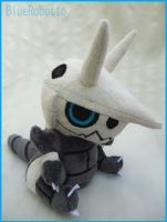 Aggron by BlueRobotto