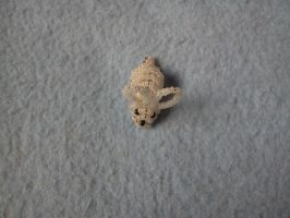 Beaded Bunny (for heartandbonebreaker) by Aliana-chan