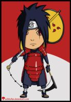 Leader of the Uchiha by UchihaFan