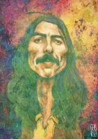 George Harrison by gabrio76