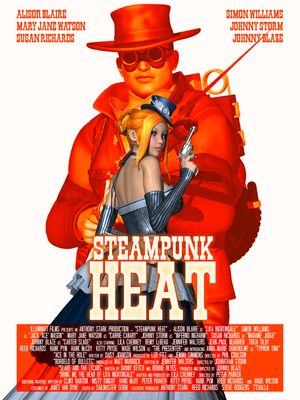 Steampunk Heat by Sailmaster-Seion