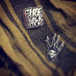Fire walk with me pin - soft enamel by torvenius