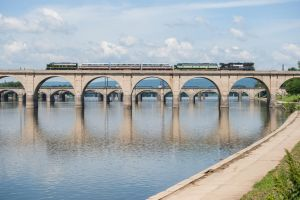 Cabs on the Susquehanna by sullivan1985