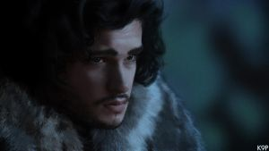 Study : John Snow by kninepoo