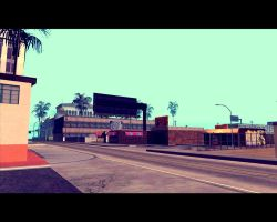 Walking in San Andreas [ lowriders ] by XDmoney