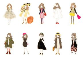 My outfit daily collection 1 by nancy0039