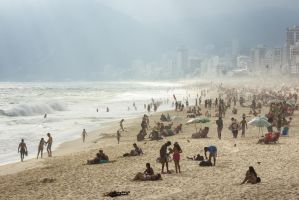 The mists of Ipanema 3 by r-assumpcao