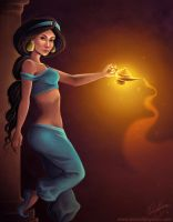 Jasmine by daniellesylvan