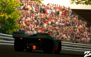 Porsche 917 at Montjuic 5 by ZowLe