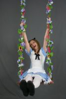 Alice in Wonderland 26 by MajesticStock