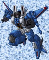 Thundercracker by LiamShalloo