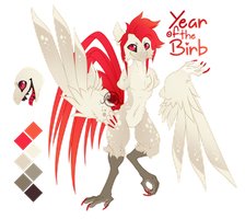 [Closed] Year of the Birb [Rexbirb] by Seoxys6