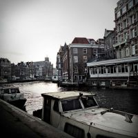 This is Amsterdam Part X by TheGreenRabbit