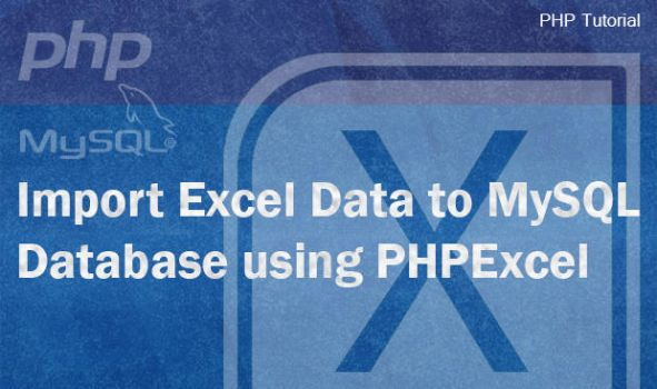 Import Excel Data To MySQL Databased Using PHPExce by valleystudio