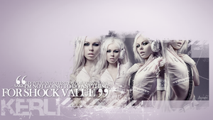 Kerli Wallpaper by theanyanka