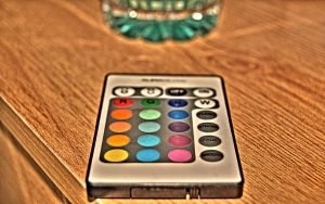 Colour Remote by johnwaymont