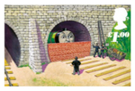 Henry Railway Series Royal Stamp by KitKat37