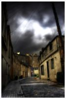 Quiet In Back Alley by MyAssIsOnFire