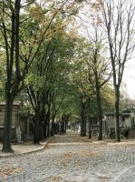 Le Pere Lachaise III by Meados