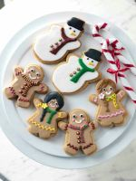 Christmas Cookies 2010 by Sliceofcake